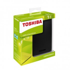 Disque dur externe 1TB HDD - Toshiba