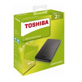 Disque dur externe 2TB HDD - Toshiba