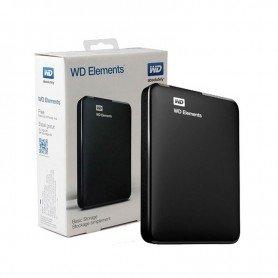 Disque dur externe 4TB HDD - Western Digital