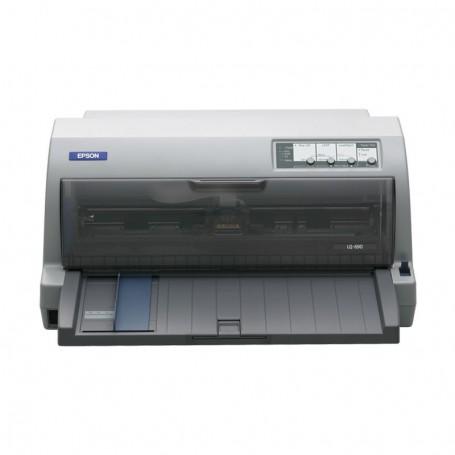 Epson LQ690 Imprimante Matricielle à impact 24 aiguilles