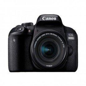 Canon EOS 800D- Appareil photo Reflex numérique - 24,2 MP - Wi-Fi/NFC/Bluetooth