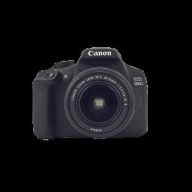 Canon EOS 1300D- Appareil photo professionnel - 18 MP - Wi-Fi