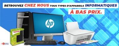 Informatiques - Ordinateurs portable - bureau et accessoires | YANA CI